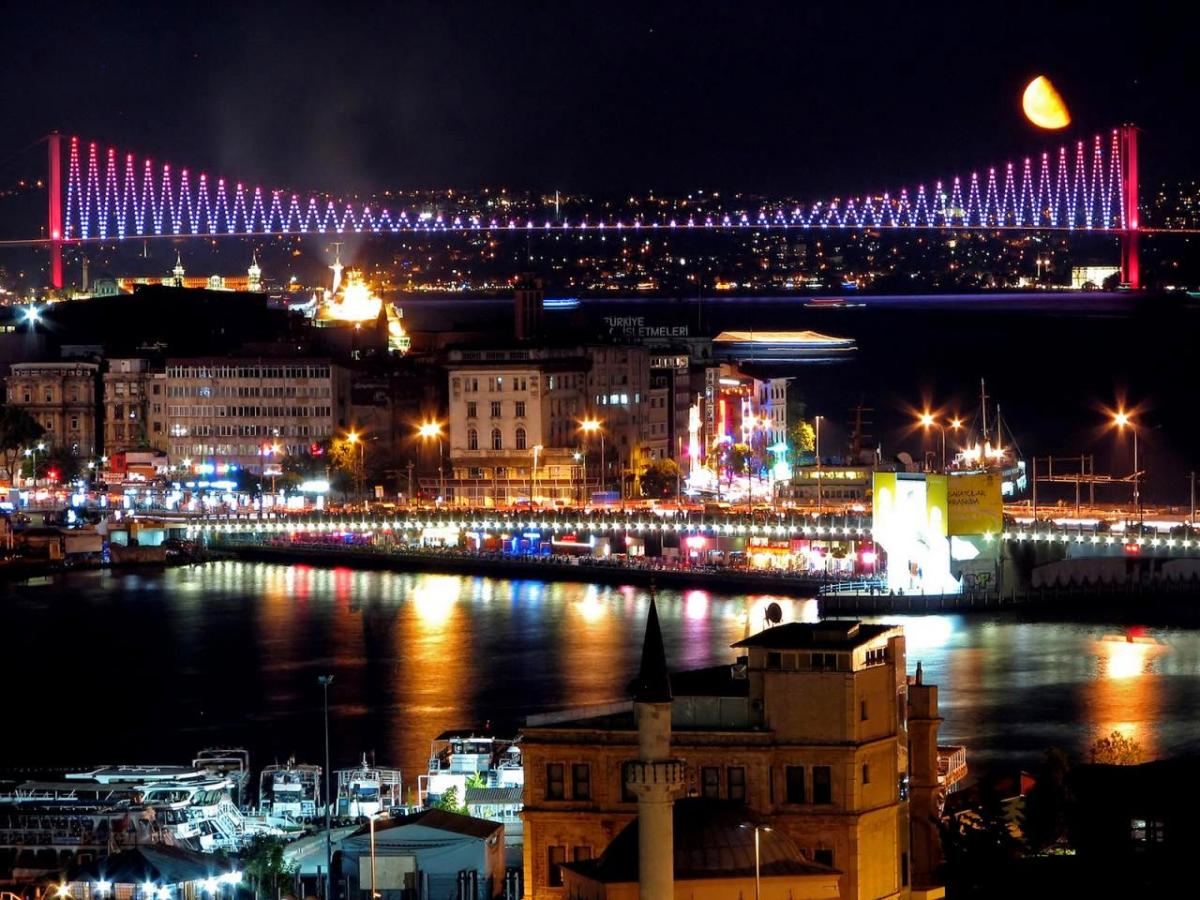 Bosphorus Dinner Cruise Tour