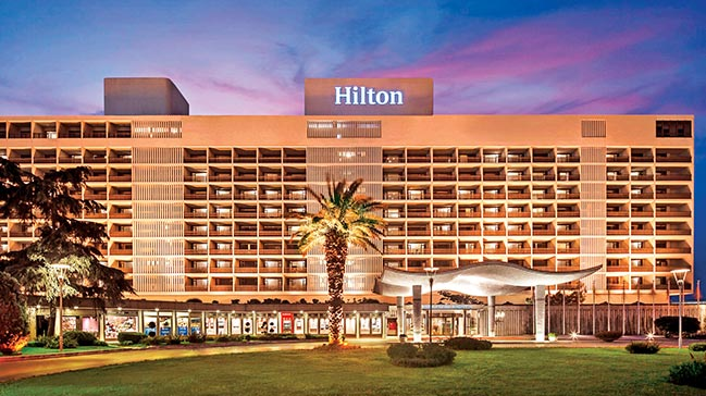 Hilton Istanbul Bosphorus Airport Taxi Transfer