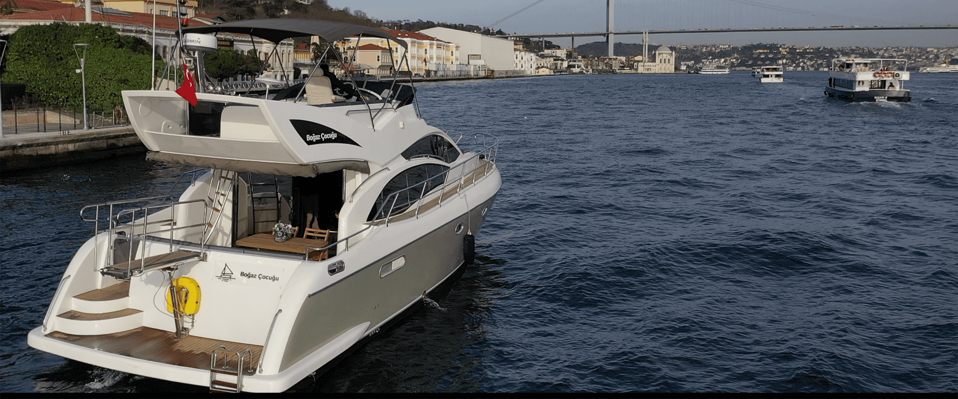 Private Yatch Bosphorus Cruise Tour