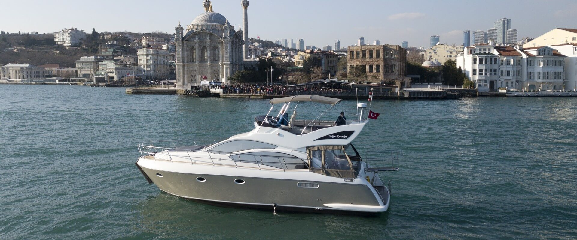 Private Yatch Bosphorus Cruise Tour