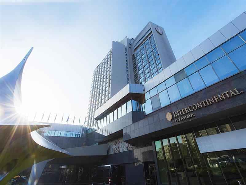 Airport Transfer for the InterContinental Hotel Istanbul