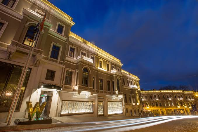 Airport Taxi Transfer for the W Istanbul Hotel