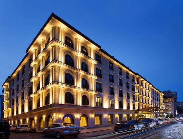 Airport Transfer for the Ottomans Life Hotel Deluxe